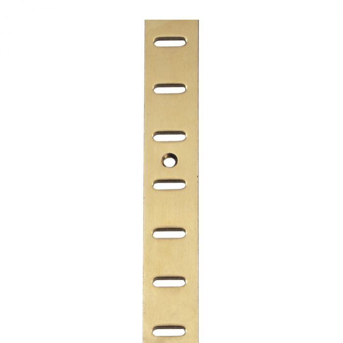 Raised Bookcase Strip Studs Steel 4 Finishes Available